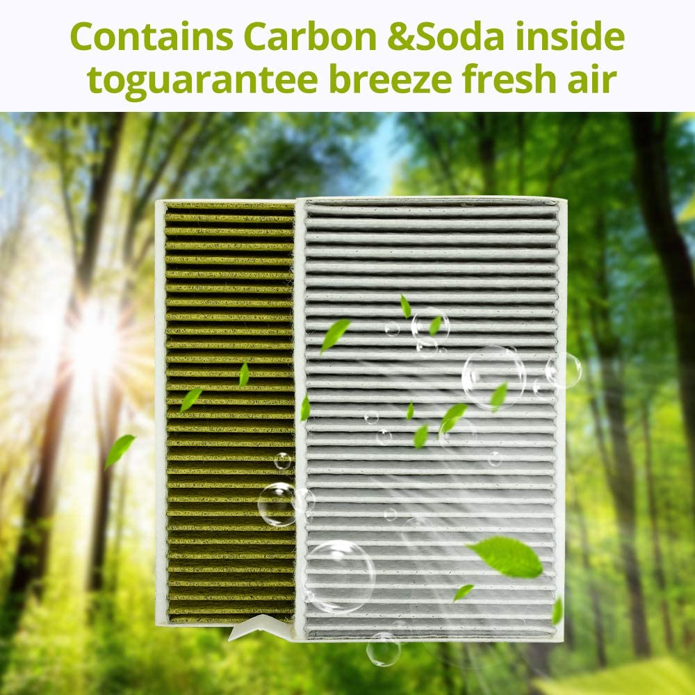 WJM Cabin Air Filter