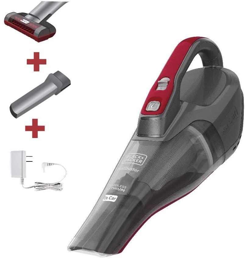 Black+Decker handheld vacuum