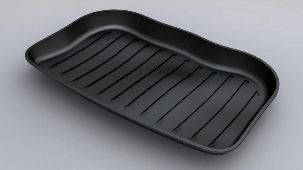 Tesmanian Floor Mats for Model Y