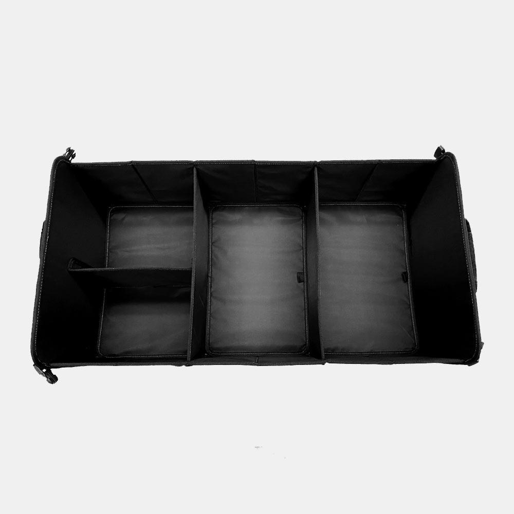 Tesmanian rear trunk organizer